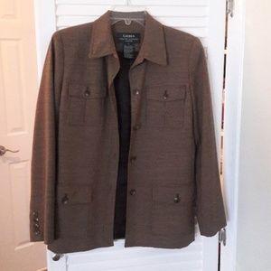 Ralph Lauren Wool Jacket
